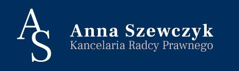 Anna Szewczyk Kancelaria Radcy Prawnego